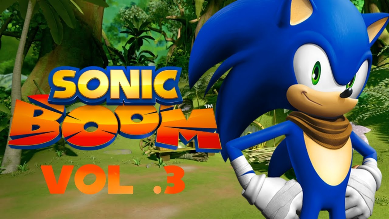 Sonic Boom en Español Latino l Capitulos Completos |Recopilación #3 | Dibujos Animados