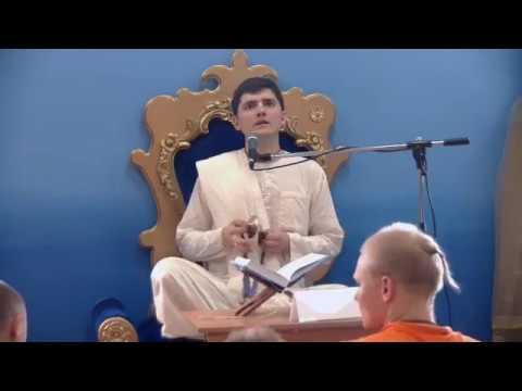 Шримад Бхагаватам 1.12.21 - Нитай Гаура прабху