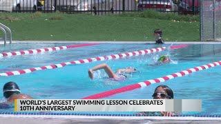 City of Albuquerque offers free or low-cost swimming lessons for kids
