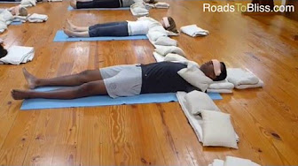 asanas alternative for neck and shoulders with lois