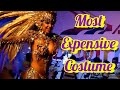 Most Expensive Costume Ever Crafted: Brazilian Costume Used By 2014 Rio Carnival Queen video