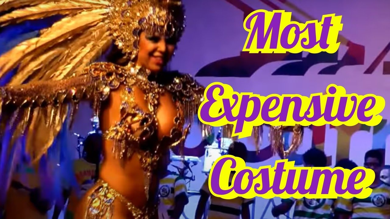 MOST EXPENSIVE COSTUME EVER CRAFTED BRAZILIAN COSTUME USED BY 2014 RIO CARNIVAL QUEEN - YouTube  sc 1 st  YouTube & MOST EXPENSIVE COSTUME EVER CRAFTED: BRAZILIAN COSTUME USED BY 2014 ...
