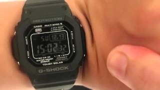 Review of G-Shock Tough Solar GW-M5610BC-1JF