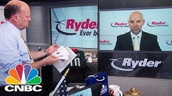 Ryder System CEO: Riding Higher? | Mad Money | CNBC