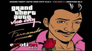GTA Vice City- Foreigner - Waiting For A Girl Like You