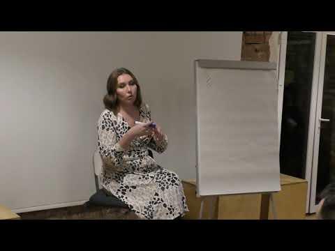 Анастасия Долганова - Лекция о нарушенных отношениях с телом
