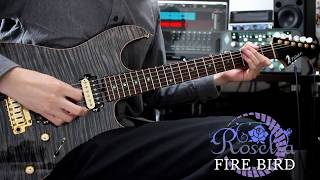 【FULL】FIRE BIRD/Roselia Guitar Cover【Bang Dream!】