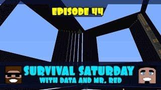 Data & Mr. Red's Survival Saturday Episode 44 - Gold Farm Foundation