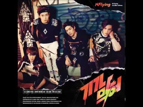 [FULL ALBUM+ DL] N.Flying- 기가 막혀 (Awesome)
