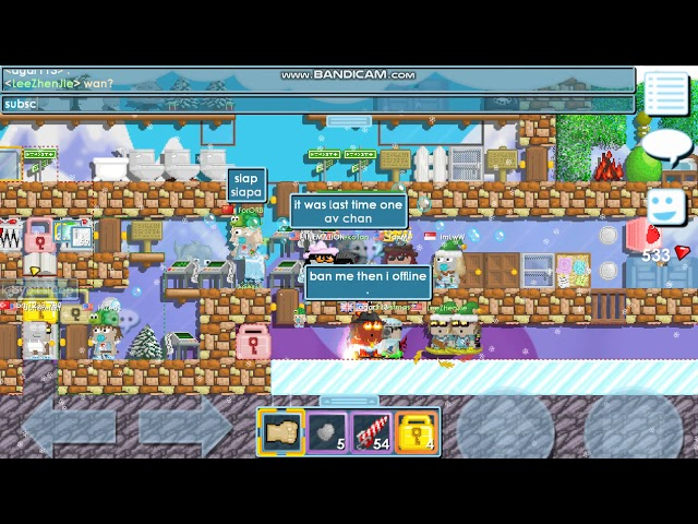 Count Down In Growtopia - 2018