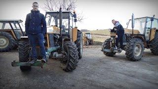 Gospodarstwo Rolne Mokrzyn ☆Przebudowa Gospodarstwa Vlog #9 5xUrsus & ZTS ㋡ MafiaSolec & Bronczek