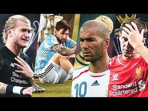 15 errores de futbolistas que el mundo NUNCA olvidar
