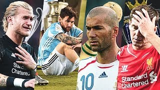 15 errores de futbolistas que el mundo NUNCA olvidará