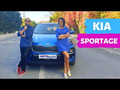Kia Sportage 4x2 Prestige Design Pack | Şafak Soysal @Motor1 Turkiye Ile İnceledik!