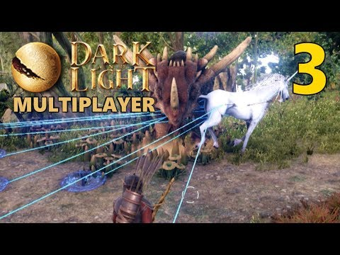 [3] You WILL Tame This Time!!! (Dark And Light Multiplayer Gameplay)