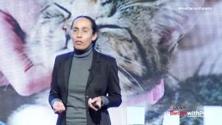 Full-length: Behaviorist Dr. Sandra Lyn: Communicating With Your Cat