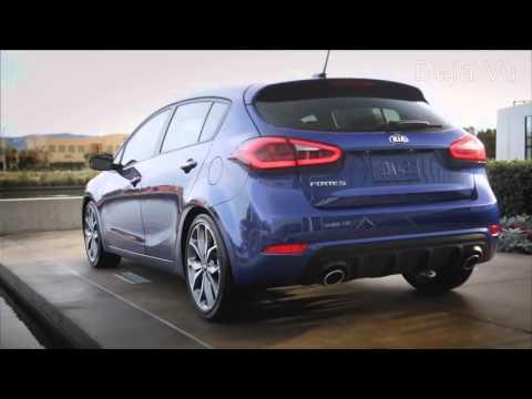 2017Kia 2016 Kia Cerato 5d hatchback (K3 / Forte)  Interior, Exterior and Drive