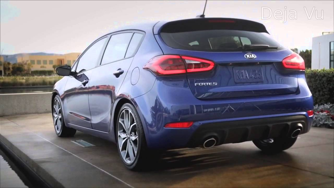 2017kia 2016 kia cerato 5d hatchback k3 forte interior exterior and drive youtube. Black Bedroom Furniture Sets. Home Design Ideas