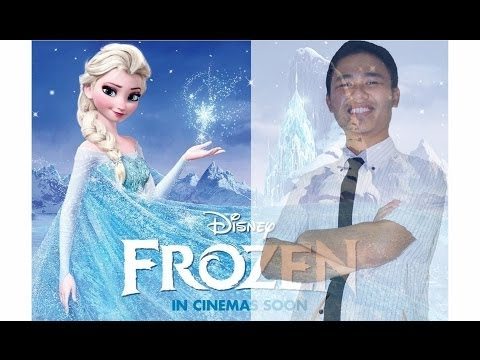Kido - Antepkeun Male Cover 'Let It Go - Demi Lovato' OST. Frozen Clip Video (Sundanese Version)