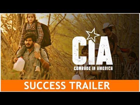 CIA -Comrade in America Official Success Trailer | Dulquer | Amal Neerad | Fanmade