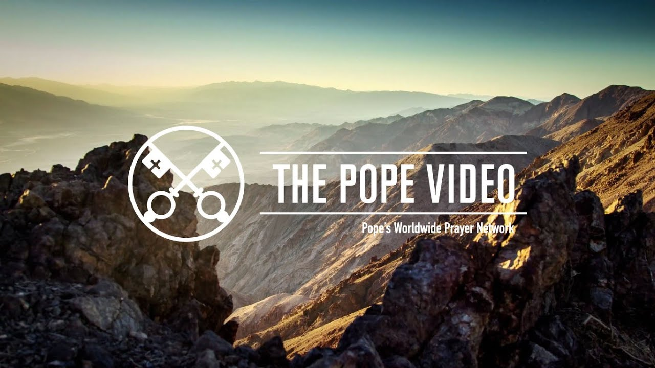 The Pope's Video about Care for Creation - The Global