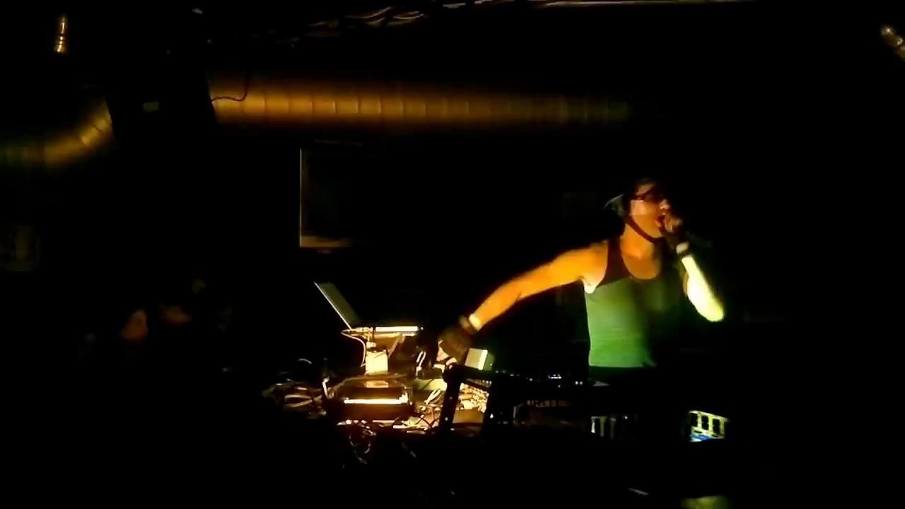 The Horrorist Live At Thunderdome X Amsterdam