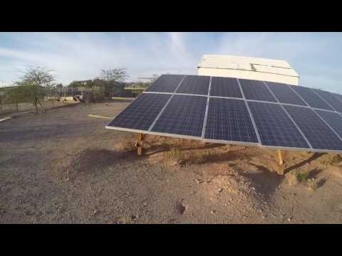 Charging an EV Straight from Solar Panels