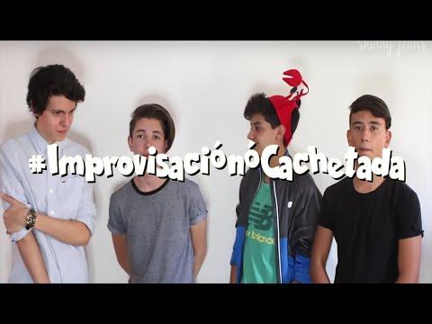 #ImprovisaciónóCachetada (feat. Harold Azuara) | ● SKINNYJEANS