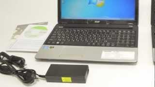 Обзор ноутбука Acer Aspire E1-571G-33114G50Mnks (NX.M0DER.027)