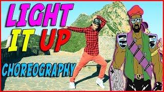 Major Lazer-Light It Up (feat Nyla & Fuse ODG Remix) | Bagio Choreography