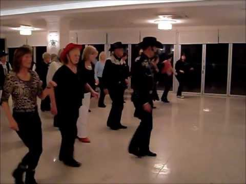 Darlin', Who's Darlin' with Phoenix Line Dance Club, Northern Cyprus