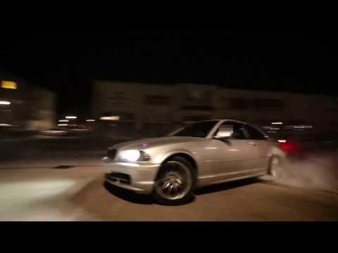 BMW E46 Street drifting Novo mesto Vol.1