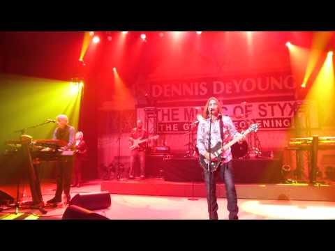 HD - Renegade - Dennis DeYoung Of Styx 2013