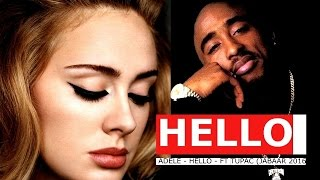 2Pac ft Adele - Hello (Remix 2016) (DOWNLOAD)