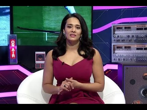 Top 10  most glamorous female anchors in the IPL 2018 thumbnail