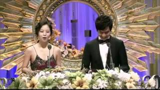 Video ENG_-_lee seung gi and moon chae won cut in Sbs 2010 drama awards download MP3, 3GP, MP4, WEBM, AVI, FLV April 2018