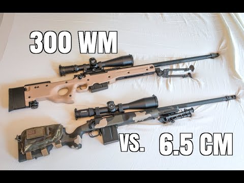 6.5 Creedmoor vs .300 Win Mag - Why Not Both?