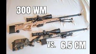 6.5 Creedmoor vs .300 Win Mag - Why Not Both?