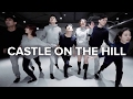 Castle on the hill - Ed Sheeran(Diamond White&Mario Jose&Kurt Schneider Cover)/ Jay Kim Choreography
