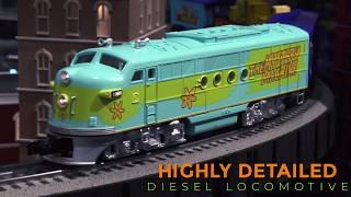 Lionel's Mystery Machine LionChief Ready-To-Run Set