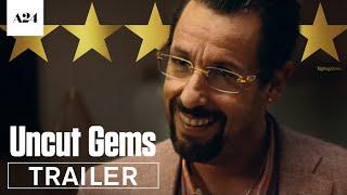 "Uncut Gems   ""The Stranger""   Official Trailer 2 HD   A24"