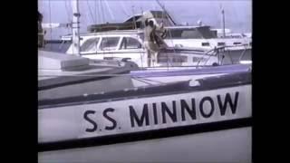 Gilligan's Island Season 1 Colorized Opening & Closing