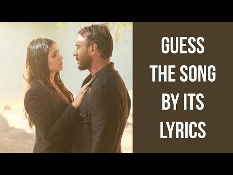 Guess the Song by its Lyrics | Bollywood | #6 | Ready For the Challenge