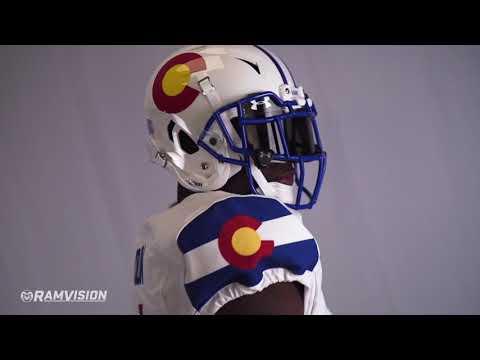 Colorado State Football: #StatePride Reveal