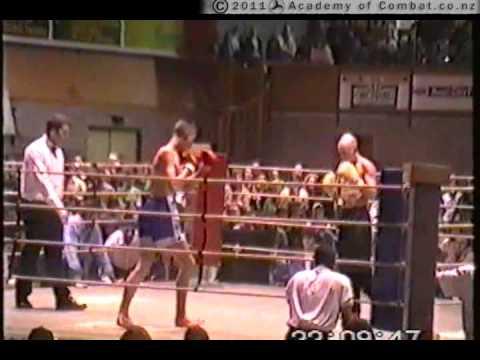 http://www academyofcombat co nz/ Ian Rolston, Thai Boxing, Christchurch  1995