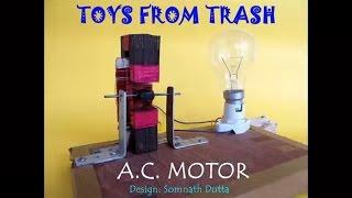A. C. Motor   Kannada   Fun Motor!