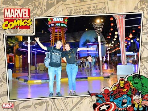 IMG Worlds Of Adventure Dubai – Largest Indoor Theme Park