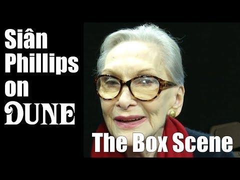 Siân Phillips - Dune's Box Scene