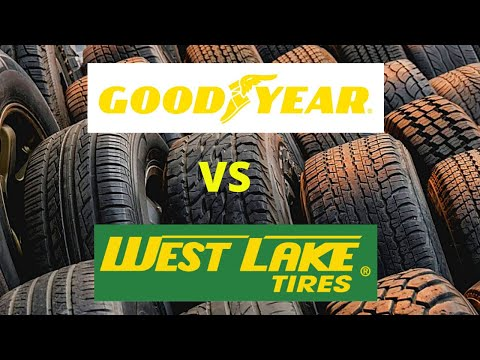 Westlake RP18 vs Goodyear Eagle ls2 tire review