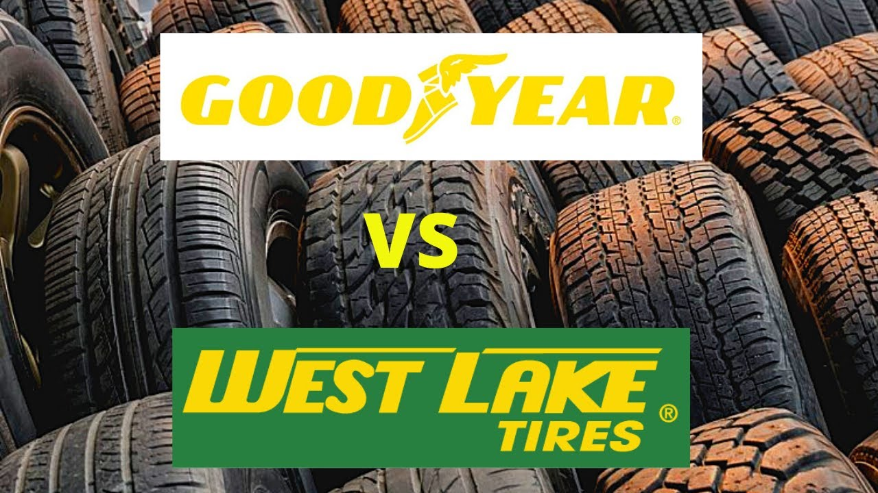 Westlake Rp18 Vs Goodyear Eagle Ls2 Tire Review Youtube